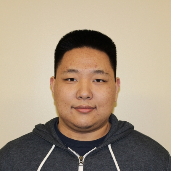Head shot of Adam Lu